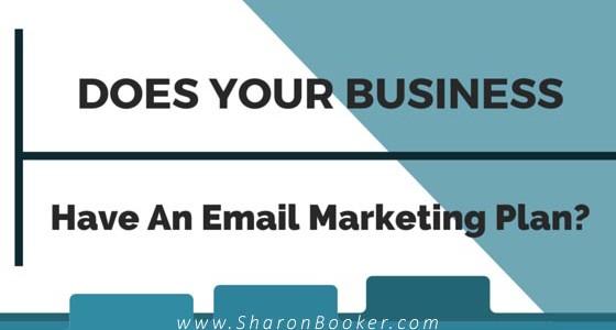 Email Marketing Plan copy